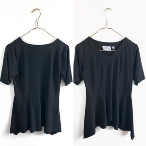 Vintage - Linea Waterfall Style Blouse.